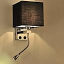 povoljno Zidni svijećnjaci-Suvremena suvremena Zidne svjetiljke Metal zidna svjetiljka 110-120V / 220-240V 40W / E26 / E27