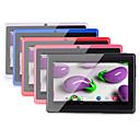 Χαμηλού Κόστους Ultrabook-7 ίντσεςch (Android 4.4 1024*600 Quad Core 1GB RAM 8GB ROM)