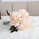 ราคาถูก ดอกไม้งานแต่งงาน-ดอกไม้สำหรับงานแต่งงาน ช่อดอกไม้ งานแต่งงาน / งานปาร์ตี้ / งานราตรี ผ้าไหม 11.02นิ้ว(ประมาณ 28ซม.)
