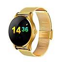 Χαμηλού Κόστους Αθλητικά ακουστικά-k88h έξυπνο ρολόι bluetooth υποστήριξη παρακολούθησης γυμναστηρίου ειδοποίηση / παρακολούθηση καρδιακού ρυθμού ενσωματωμένο gps σπορ smartwatch συμβατό iphone / samsung / android phones