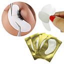 Χαμηλού Κόστους βλεφαρίδων εργαλεία-10 ζεύγη χαρτί μπαλώματα βλεφαρίδων κάτω από τα μαξιλάρια μάτι μαστίγιο βλεφαρίδων συμβουλές επέκταση μπαλώματα χαρτί μάτι αυτοκόλλητο
