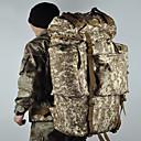 billiga Ryggsäckar och väskor-100 L Ryggsäckar Bagage Rese Duffelväska Multifunktionell Utomhus Camping Fritid Sport Resa Nylon Tactel Kaffe kamouflage Grön kamouflage Brun