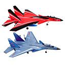 ราคาถูก เครื่องบินควบคุมระยะไกล-Glider RC เครื่องบิน RC สีแดง สีน้ำเงิน Some Assembly Required Remote Controller User Manual Aircraft Blades