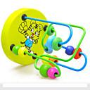 ราคาถูก ของเล่นทางคณิตศาสตร์-ของเล่นคณิตศาสตร์ ไม้ เด็กผู้ชาย เด็กผู้หญิง Toy ของขวัญ 1 pcs