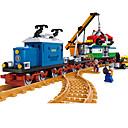 ราคาถูก บล็อกอาคาร-AUSINI Building Blocks 724 pcs Train เท่ห์ แปลกใหม่ เครื่องใช้ไฟฟ้า รถไฟ Play Trains & Railway Sets เด็กผู้ชาย Toy ของขวัญ