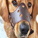 Χαμηλού Κόστους Εκπαίδευση σκύλων-Εκπαίδευση σκυλιών Εκπαίδευση Συσκευή Anti Bark Εύκολο στη χρήση Γάτα Σκύλος Αδιάβροχη Anti Bark Ασφάλεια Δερμάτινο Βοηθήματα συμπεριφοράς Για κατοικίδια