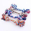 billiga Kattleksaker-Tuggleksaker Tuggleksaker för hundar Tuggleksaker för katter Rep Hund Hundvalp Husdjur Leksaker 1 Rep Cotton Present