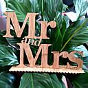 זול קישוטי חתונה-עיצוב מיוחד לחתונה עץ / חומר מעורב קישוטי חתונה חתונה / ארוסים / מסיבת החתונה נושא קלאסי אביב / קיץ / סתיו