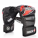 Χαμηλού Κόστους Γάντια του μποξ-Γάντια για σάκο του μποξ Επαγγελματικά γάντια του μποξ Γάντια προπόνησης μποξ Για Πολεμικές τέχνες Μεικτές πολεμικές τέχνες (ΜΜΑ) Χωρίς Δάχτυλα Προστατευτικό PU Ανδρικά Γυναικεία - Μαύρο Λευκό Κίτρινο