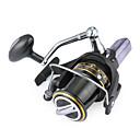 baratos Varas de Pesca-Molinetes de Pesca Molinetes Rotativos 4.1:1 Relação de Engrenagem+14 Rolamentos Orientação da mão Trocável Pesca de Mar