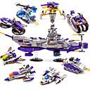 ราคาถูก จิ๊กซอว์3D-ENLIGHTEN Building Blocks บล็อกทางทหาร ของเล่นชุดก่อสร้าง 683 pcs Military ถัง เรือรบ ที่เข้ากันได้ Legoing transformable Creative แปลกใหม่ คลาสสิกและถาวร เก๋ไก๋และทันสมัย Cartoon / ของเล่นการศึกษา