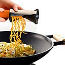 ราคาถูก ผักและผลไม้-พลาสติก ปอกและขูด Gadget ครัวสร้างสรรค์ เครื่องมือเครื่องใช้ในครัว สำหรับผัก 1pc
