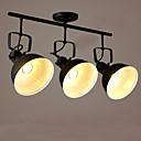 baratos Luzes de Foco-3-luz spot Light Luz Ambiente Acabamentos Pintados Metal Estilo Mini 110-120V / 220-240V / E26 / E27