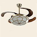 billige Abstrakte malerier-Takplafond Omgivelseslys galvanisert Metall Glass LED 110-120V / 220-240V LED lyskilde inkludert / Integrert LED