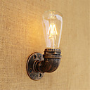 billige Taklamper-Land / Retro Rød LED Vegglampe Metall Vegglampe 110-120V / 220-240V 4W