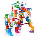 ราคาถูก ชุดรางหินอ่อน-Building Blocks สำหรับเป็นของขวัญ Building Blocks Novelty Toys Toys 5 ถึง 7 ปี สายรุ้ง Toys