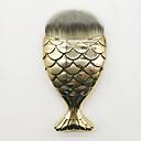 billige Foundationbørster-Profesjonell Makeup børster Concealer-børste 1pcs Bærbar Reisen Syntetisk hår / Kunstig fiber børste Plast Sminkebørster til