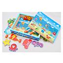 Χαμηλού Κόστους Παιχνίδια ψαρέματος-Ψάρεμα παιχνίδια Εκπαιδευτικό παιχνίδι Πρωτότυπες Ψάρια Ξύλινος Παιδικά Αγορίστικα Παιχνίδια Δώρο