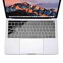 billiga Skyddsfilm till surfplattor-xskn® ultratunna tangentbord skydd för MacBook Pro 13 15 med touch bar (a1706 / a1707) tydlig TPU laptop tangentbord hud skyddsfilm oss
