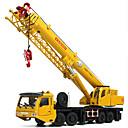 billiga Toy Trucks & Construction Vehicles-KDW 01:55 Plast Metall Kran Leksakslastbilar och -byggmaskiner Leksaksbilar Barn bil leksaker
