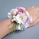 povoljno Cvijeće za vjenčanje-Cvijeće za vjenčanje Buketi Wrist Corsage Others Umjetno cvijeće Vjenčanje Zabava / večer Materijal Čipka Saten 0-20cm