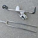お買い得  フィッシングツール-ロッドホルダー&ラック 1 pcs フィッシング メタル 一般的な釣り