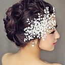 povoljno Svjetla putanja-Kristal Trake za kosu / Cvijeće / Ukosnica 1 Vjenčanje / Special Occasion / Kauzalni Glava