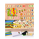 Χαμηλού Κόστους Παιχνίδια εκμάθησης μαθηματικών-Εργαλεία διδασκαλίας Μοντεσσόρι Τουβλάκια Μαθηματικά παιχνίδια Εκπαιδευτικό παιχνίδι Τετράγωνο Εκπαίδευση Κλασσικό Αγορίστικα Παιχνίδια