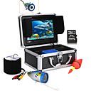 Χαμηλού Κόστους Κάμερα CCTV-Mountainone 30m 7 '' έγχρωμη ψηφιακή lcd 1000tvl hd dvr καταγραφέα ip68 αδιάβροχη υποβρύχια φωτογραφική μηχανή ψαρέματος cmos 4400mah βάθος παρακολούθησης μπαταρίας 30m