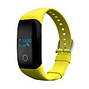 billige Smart armbånd-Smart armbånd YYX11 til iOS / Android / iPhone Pulsmåler / Kalorier brent / GPS / Lang Standby / Pekeskjerm Stoppeklokke / Stopur / Aktivitetsmonitor / Søvnmonitor / Stillesittende sittende Påminnelse