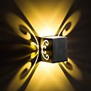 ราคาถูก ไฟติดผนัง-สมัยใหม่/ร่วมสมัย สำหรับ อลูมิเนียม โคมไฟติดผนัง 90-240โวลต์ 3W