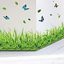 זול מדבקות קיר-חיות אופנה בוטני מדבקות קיר מדבקות קיר מטוס מדבקות קיר דקורטיביות, ויניל קישוט הבית מדבקות קיר קיר זכוכית / אמבטיה