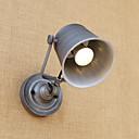 baratos Arandelas de Parede-Rústico / Campestre / Regional / Retro Arandelas LED Metal Luz de parede 110-120V / 220-240V 5W