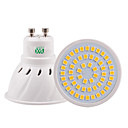 baratos Lâmpadas LED de Foco-Ywxlight® gu10 mr16 e27 5 w 400-500 lm 54led 2835smd levou holofote lâmpada led branco quente legal branco levou lâmpada