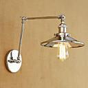 Χαμηλού Κόστους Swing Arm Φώτα-Ρουστίκ / Εξοχικό / Χώρα / Ρετρό Swing Arm Lights Μέταλλο Wall Light 110-120 V / 220-240 V 40W