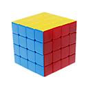 billiga Magiska kuber-Magic Cube IQ-kub Hämnd 4*4*4 Mjuk hastighetskub Magiska kuber Stresslindrande leksaker Pusselkub Lena klistermärken Professionell Barn Vuxna Leksaker Unisex Pojkar Flickor Present