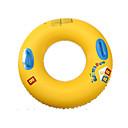 ราคาถูก ห่วงยางสระน้ำ-ลอยสระว่ายน้ำทำให้พอง แหวนว่ายน้ำ หนา พีวีซี สำหรับผู้ชาย สำหรับผู้หญิง Toy ของขวัญ