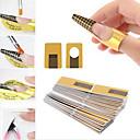 baratos Kits & Conjuntos para Unhas-100pcs Ferramenta de Nail Art Para Durável arte de unha Manicure e pedicure Simples / Clássico Diário