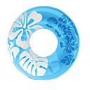 ราคาถูก ห่วงยางสระน้ำ-ลอยสระว่ายน้ำทำให้พอง ลอยโดนัทสระว่ายน้ำ แหวนว่ายน้ำ Flourescent หนา ขนาดใหญ่พิเศษ พีวีซี สำหรับผู้ชาย สำหรับผู้หญิง Toy ของขวัญ