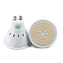 baratos Lâmpadas LED de Foco-Ywxlight® gu10 72led 7 w 2835smd 500-700lm levou luz do milho quente branco fresco branco natural branco levou holofotes ac 110-120 v