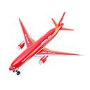 ราคาถูก รถของเล่น-CAIPO เครื่องบินของเล่น 777 Aircraft การจำลอง เพลงและแสง ทุกเพศ Toy ของขวัญ