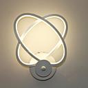ราคาถูก ไฟติดผนัง-สมัยใหม่ร่วมสมัย หลอดไฟติดผนัง LED อลูมิเนียม โคมไฟติดผนัง ทั่วไป / แบบมี LED