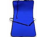 Χαμηλού Κόστους Απαραίτητα είδη ταξιδίου για σκύλους-Γάτα Σκύλος Κάλυμμα Καθίσματος Αυτοκινήτου Κατοικίδια Αντικείμενα μεταφοράς Αδιάβροχη Φορητό Αναπνέει Μονόχρωμο Μαύρο Κόκκινο Μπλε