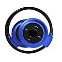 billige Hodetelefoner på øret og over øret-LITBest Over-øret hodetelefon Trådløs Reise og underholdning V4.0 Med mikrofon Med volumkontroll