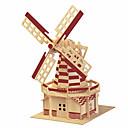 ราคาถูก จิ๊กซอว์3D-3D-puslespill แบบไม้ อาคารที่มีชื่อเสียง สถาปัตยกรรมแบบจีน สนุก ไม้ คลาสสิก สำหรับเด็ก ทุกเพศ Toy ของขวัญ