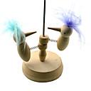 billiga Pedagogiska leksaker-Leksaker för pojkar Discovery toys Vetenskaps- och uppfinnarleksaker Fågel Plast Trä