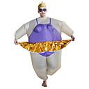 billige Ballettantrekk-Ballet Cosplay Kostumer Halloween Utstyr Oppblåsbart kostyme Herre Dame Film-Cosplay Halloween Trikot / Heldraktskostymer Air Blower Halloween Nytt År polyester