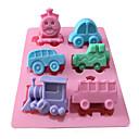 ราคาถูก อายแชโดว์-1pc ซิลิโคน วันหยุด 3D DIY ขนมเค้ก ช็อคโกแลต น้ำแข็ง แม่พิมพ์เบเกอรี่ เครื่องมือ Bakeware