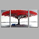 povoljno Apstraktno slikarstvo-Hang oslikana uljanim bojama Ručno oslikana - Sažetak Moderna Platno