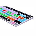billiga Skyddsfilm till surfplattor-Xskn® logic pro x 10.3 genvägs silikon tangentbord hud för magisk tangentbord 2015 version (us / eu layout)